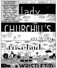 Lady Churchill&#8217;s Rosebud Wristlet No. 23 cover - click to view full size