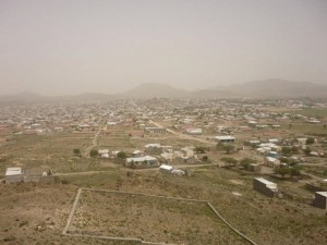 Boorama, a city in western Somaliland.