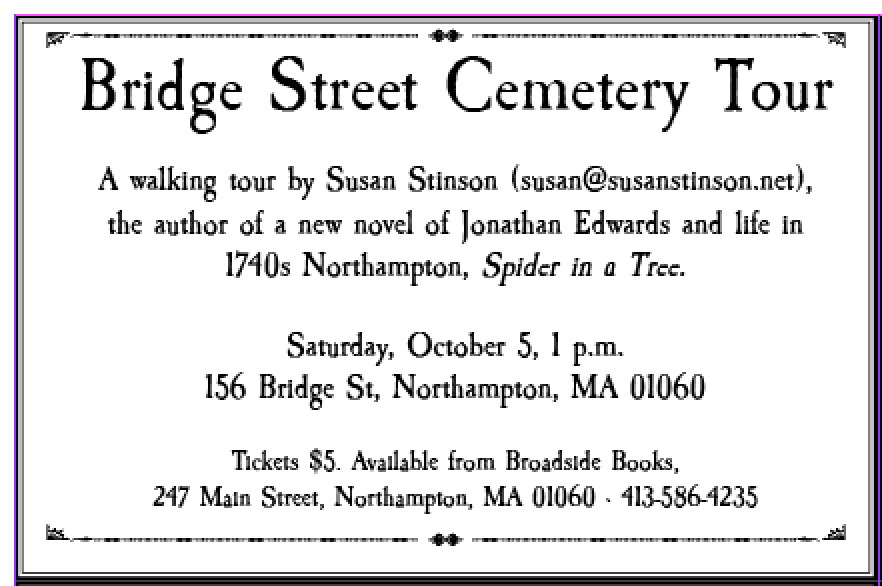 cemetery tour ticket